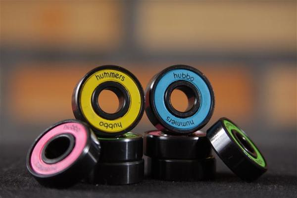 Rolamento Hubba Hummer Bearings  - No Comply Skate Shop