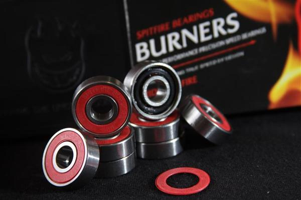 Rolamento Spitfire - Burners  - No Comply Skate Shop
