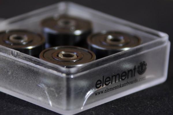 Rolamento Element - Black  - No Comply Skate Shop