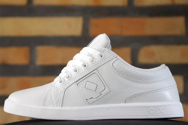 Tênis Qix - Combat II Branco  - No Comply Skate Shop