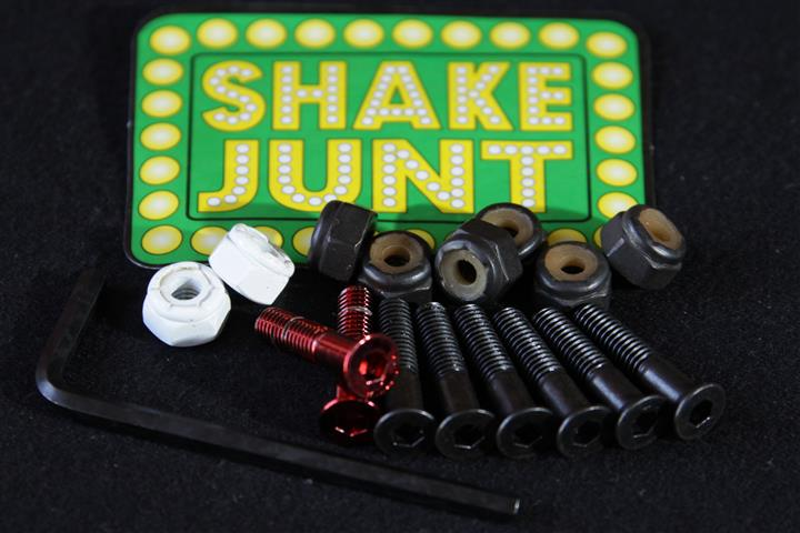 "Parafuso de Base Shake Junt - Erik Ellington 7/8"" Allen  - No Comply Skate Shop"