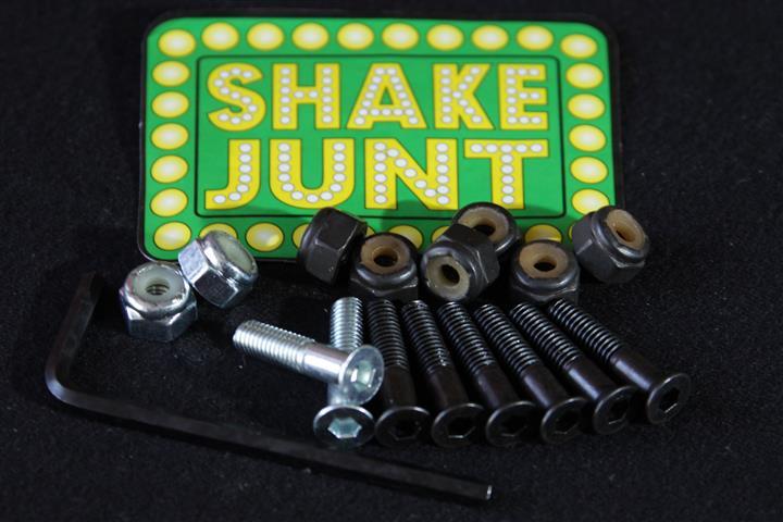 """Parafuso de Base Shake Junt - Bryan Herman 7/8"""" Allen  - No Comply Skate Shop"""