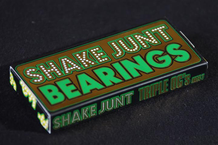 Rolamento Shake Junt Abec 7  - No Comply Skate Shop