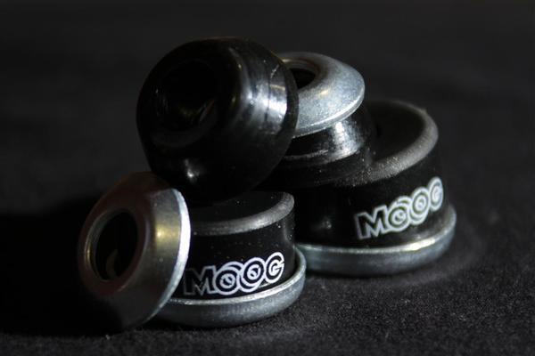 Amortecedor Plano + Arruela Moog 95A  - No Comply Skate Shop