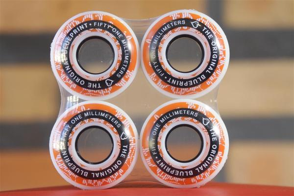 Roda Blueprint Infinity Core 51mm  - No Comply Skate Shop