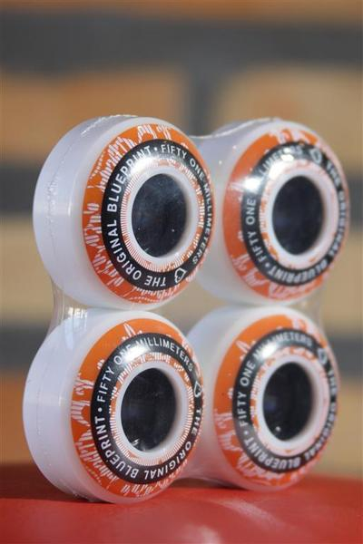 Roda Blueprint Infinity Core 51mm  - No Comply Skate Shop