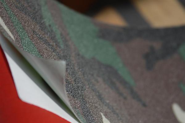 Lixa Jessup Camuflada Importada  - No Comply Skate Shop