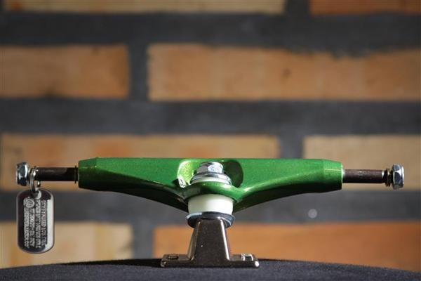 Truck Thunder - Gillette Jetset Light Hi149  - No Comply Skate Shop