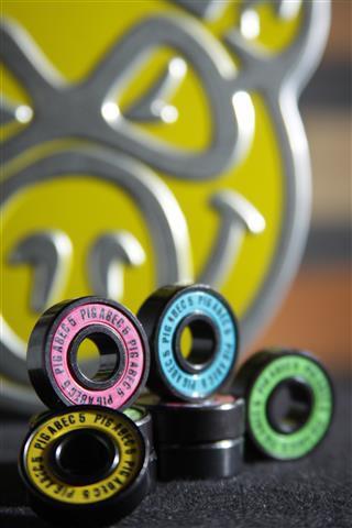 Rolamento Pig Neon  - No Comply Skate Shop
