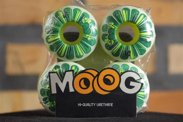 Roda Moog Citrus Limão 51mm  - No Comply Skate Shop