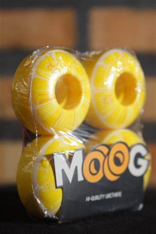 Roda Moog Citrus Lima 52mm  - No Comply Skate Shop