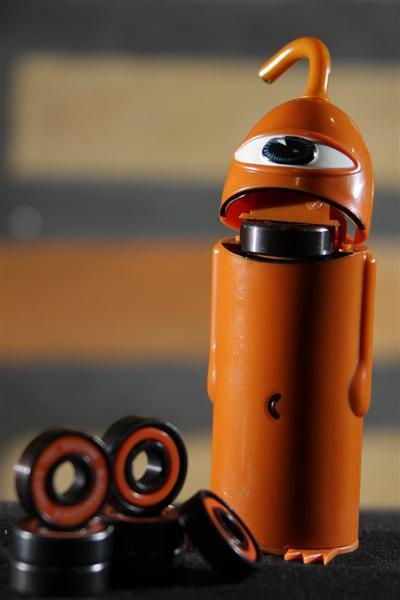 Rolamento Toy Machine Abec 5  - No Comply Skate Shop