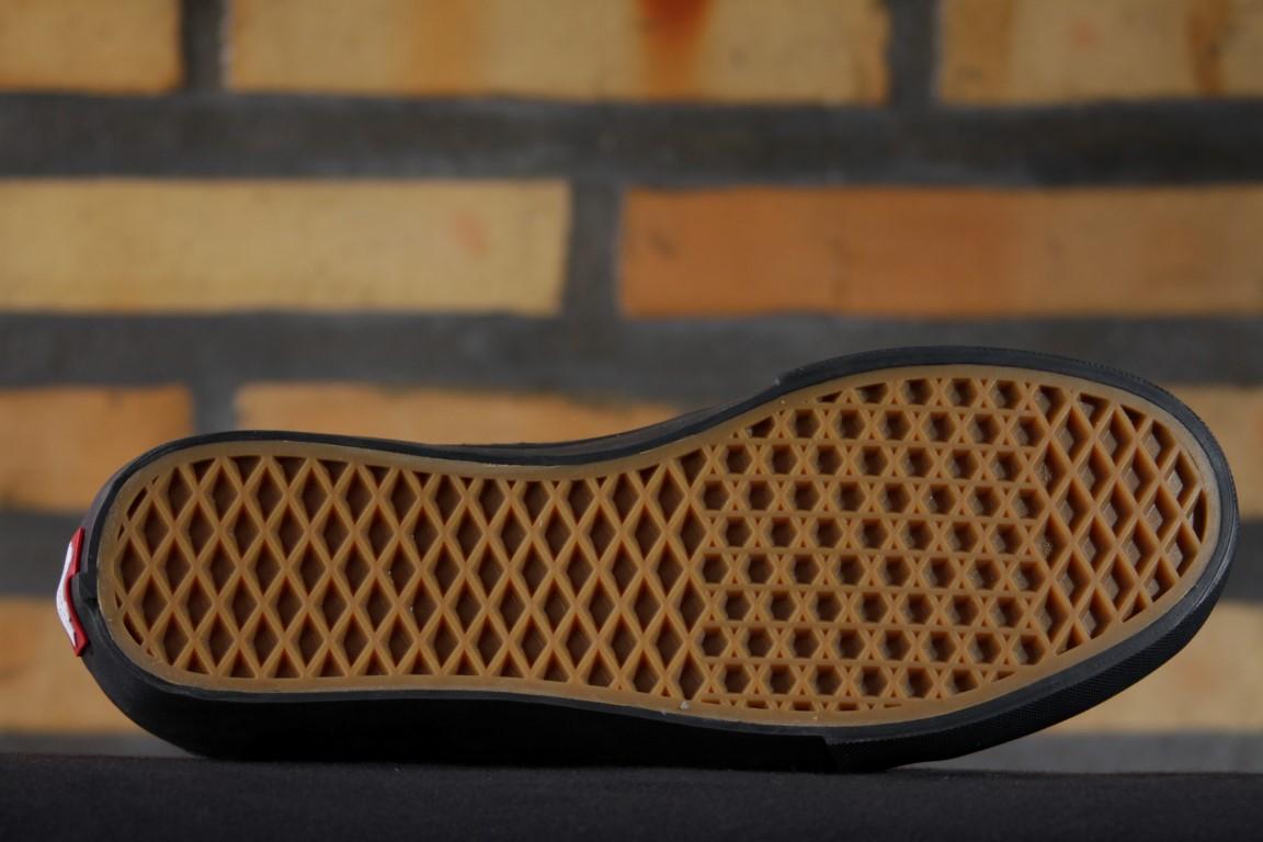 Tênis Vans - M Style 112 Pro Blackout  - No Comply Skate Shop