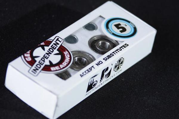 Rolamento Independent - CS 5s  - No Comply Skate Shop