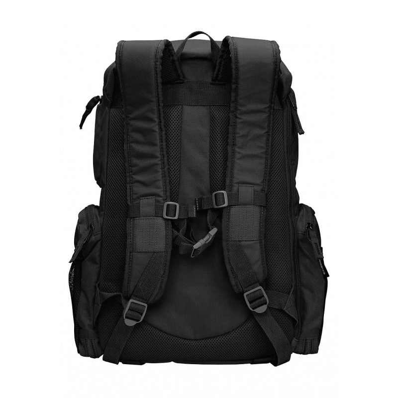 Mochila Nixon - Waterlock Backpack All Black  - No Comply Skate Shop