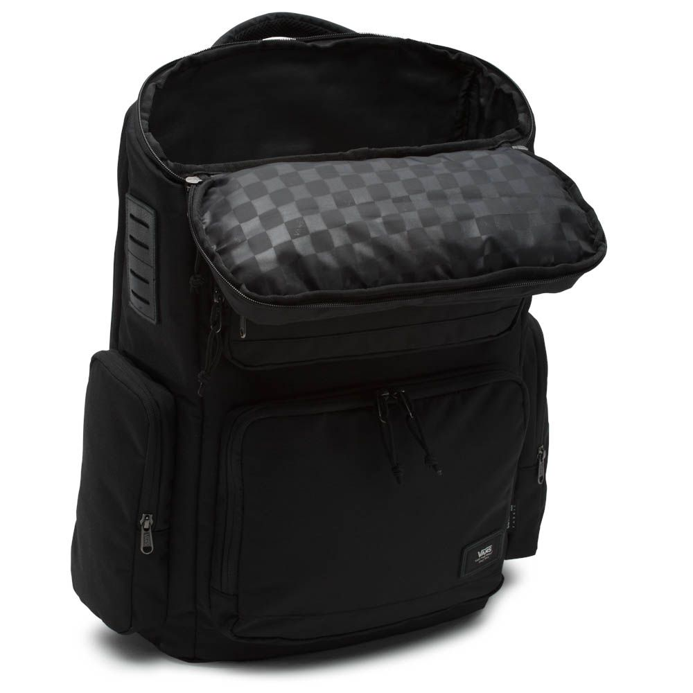 Mochila Vans - MN Holder Backpack Black  - No Comply Skate Shop