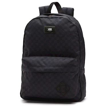 Mochila Vans - MN Old Skool II Backpack Black/Charcoal - No Comply Skate Shop
