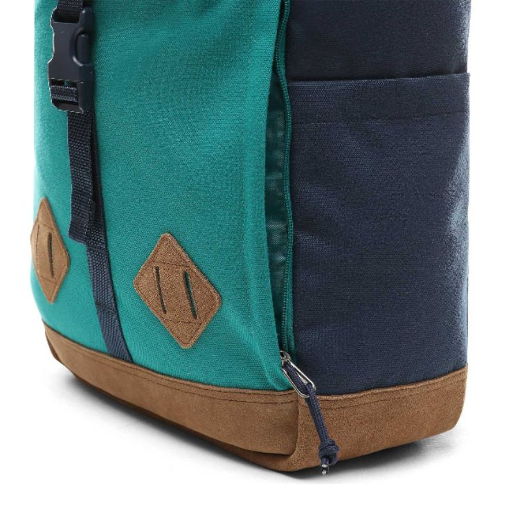 Mochila Vans - MN Scurry Rucksacks Quetzal-Dress Blues  - No Comply Skate Shop