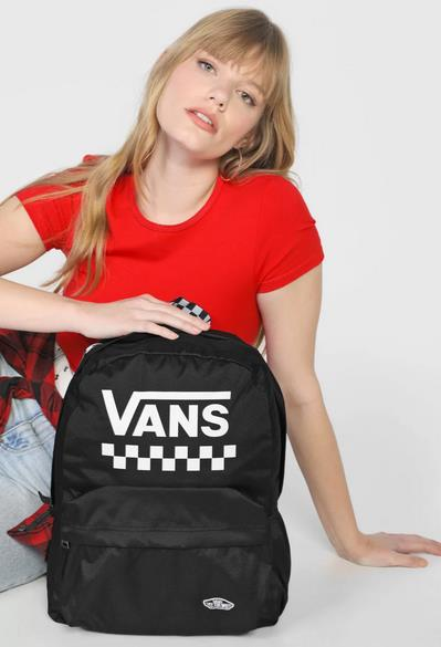 Mochila Vans - Street Sport Realm Backpack  - No Comply Skate Shop