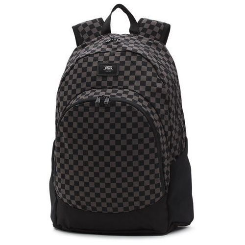 Mochila Vans - Van Doren Original Backpack Black-Charcoal  - No Comply Skate Shop