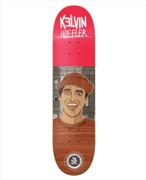 "Shape Wood Light - Pro Model Kelvin Hoefler 8.2""  - No Comply Skate Shop"