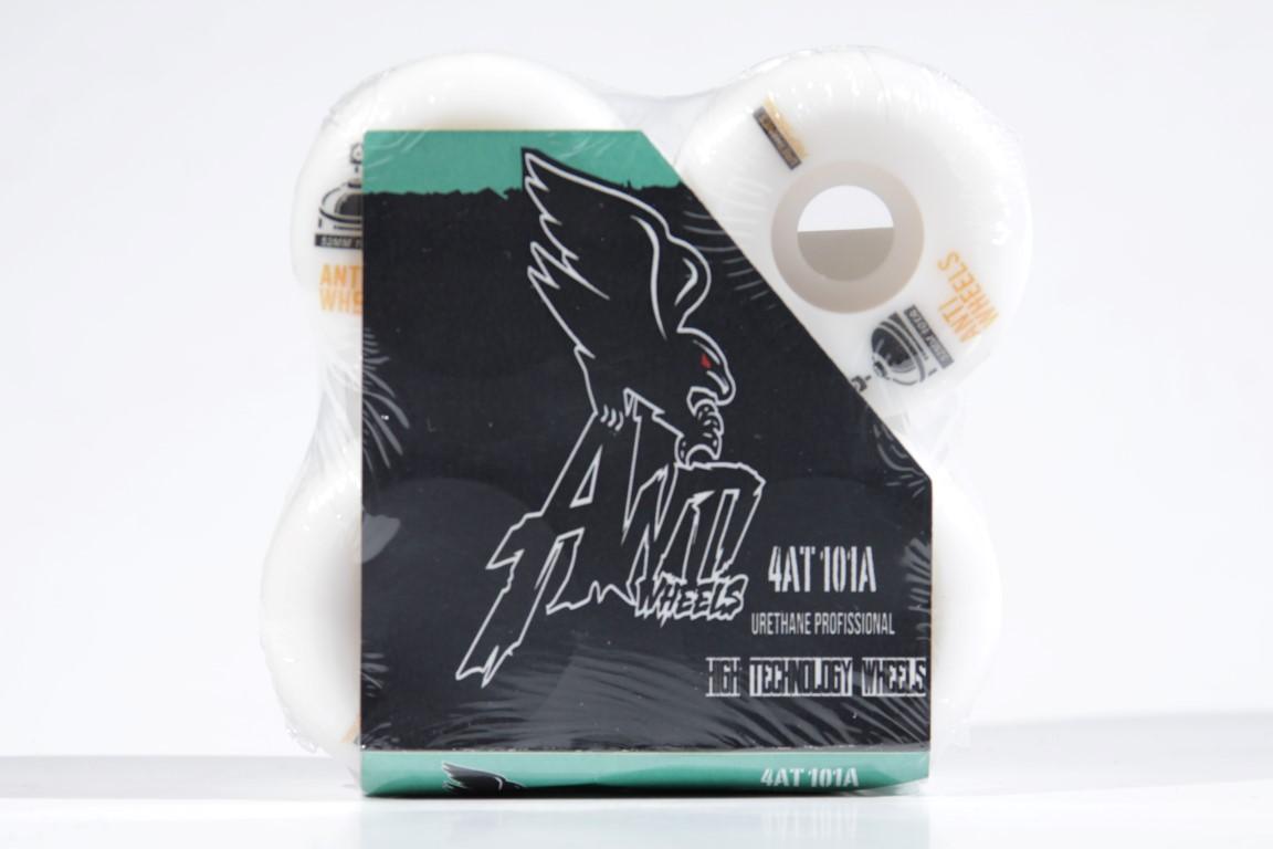 Roda Anti Action - Spray 4AT 52mm  - No Comply Skate Shop