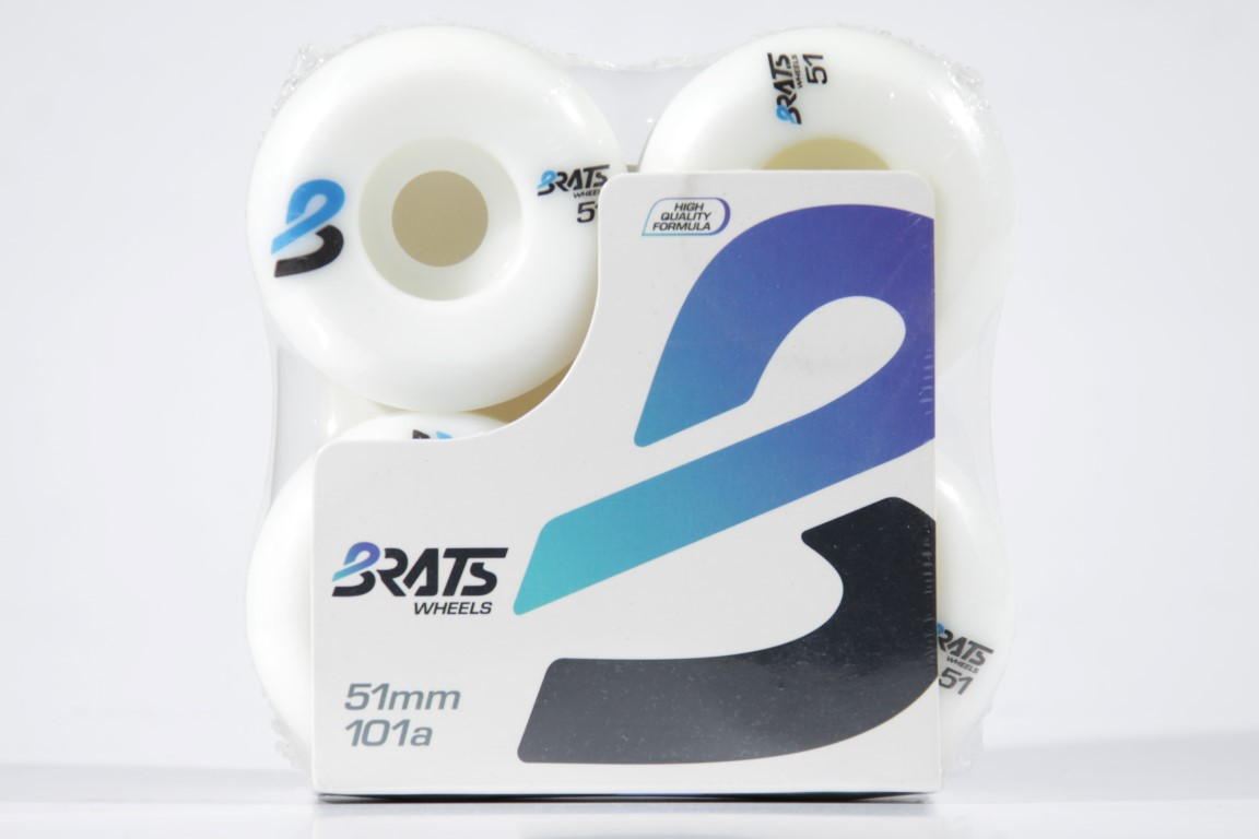 Roda Brats - Conical Model 51mm - No Comply Skate Shop
