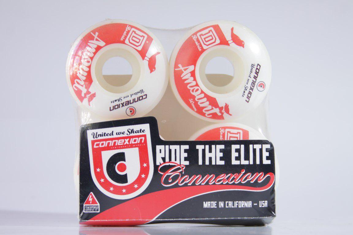 Roda Connexion - Danilo do Rosário Amount 50mm  - No Comply Skate Shop