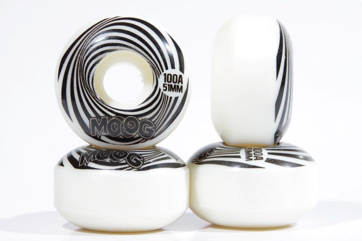 Roda Moog - OP Art 51mm  - No Comply Skate Shop