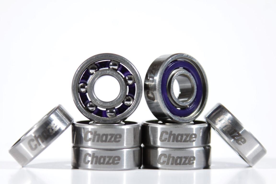 Rolamento Chaze - Série Naked´s  - No Comply Skate Shop