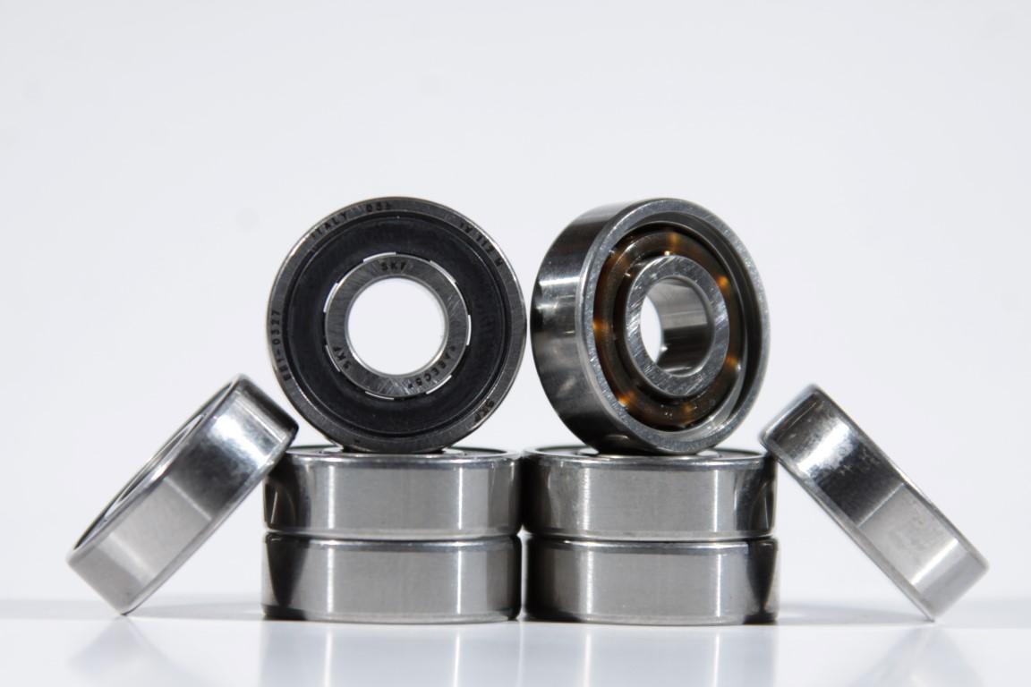 Rolamento Crail SKF 608 Oiled  - No Comply Skate Shop