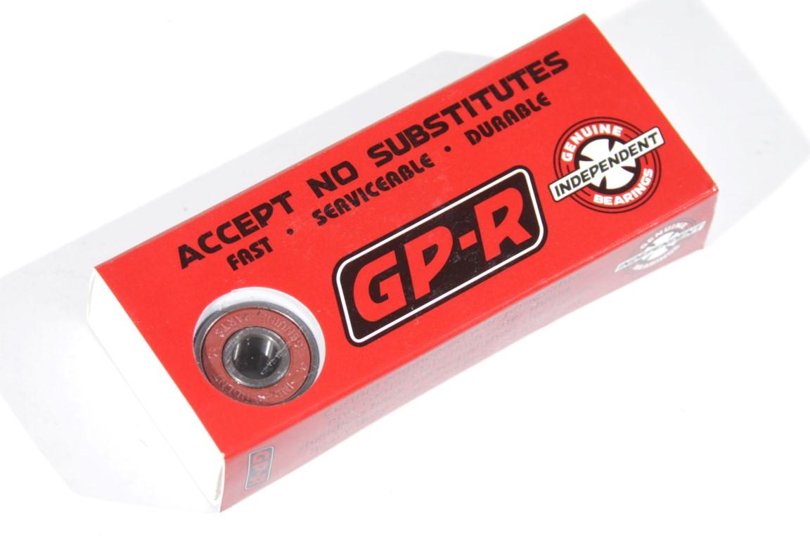 Rolamento Independent - GP-R Red  - No Comply Skate Shop