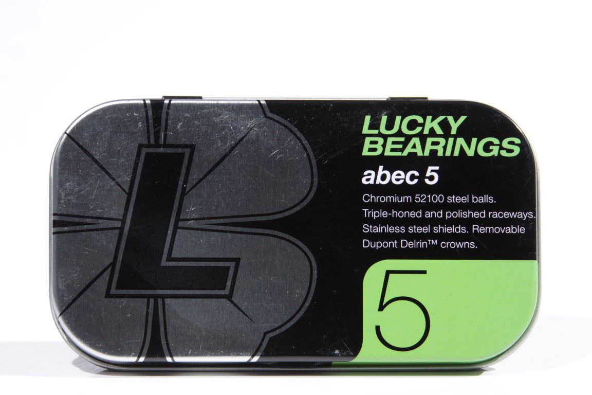 Rolamento Lucky - Abec 5  - No Comply Skate Shop