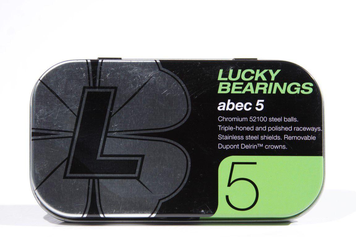 Rolamento Lucky - Abec 5  - No Comply Skate Shop