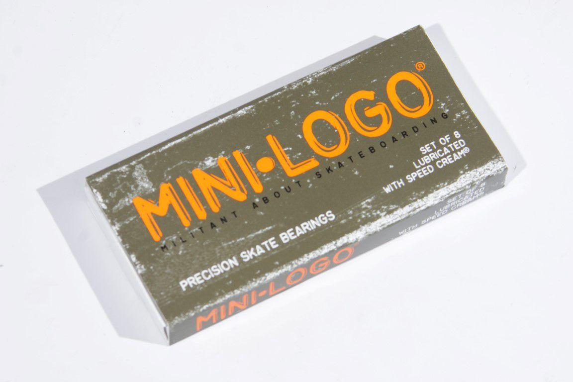 Rolamento Mini-Logo  - No Comply Skate Shop