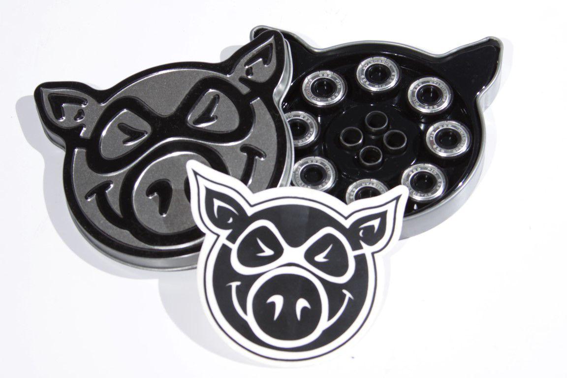 Rolamento Pig Speedstar  - No Comply Skate Shop