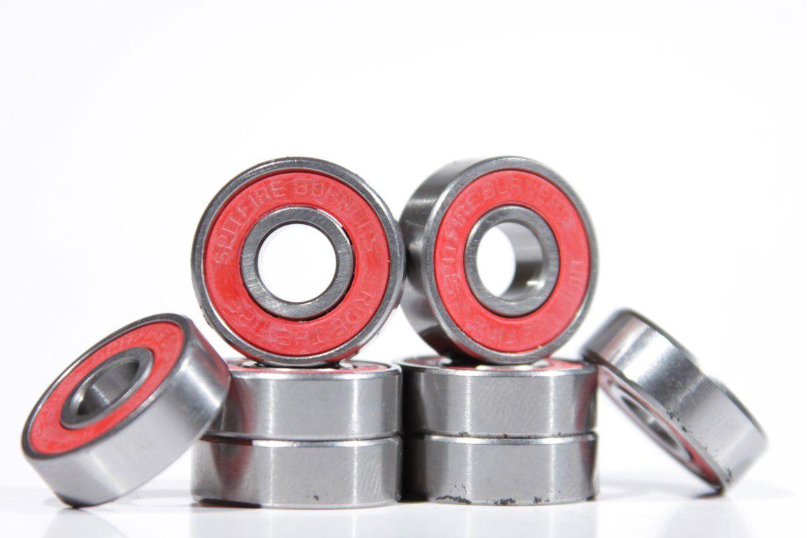 Rolamento Spitfire - Burners  - No Comply Skate Shop
