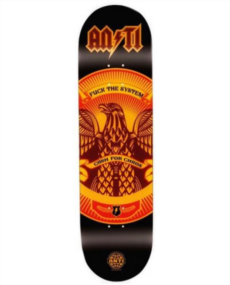 Shape Anti Action - Águia  - No Comply Skate Shop