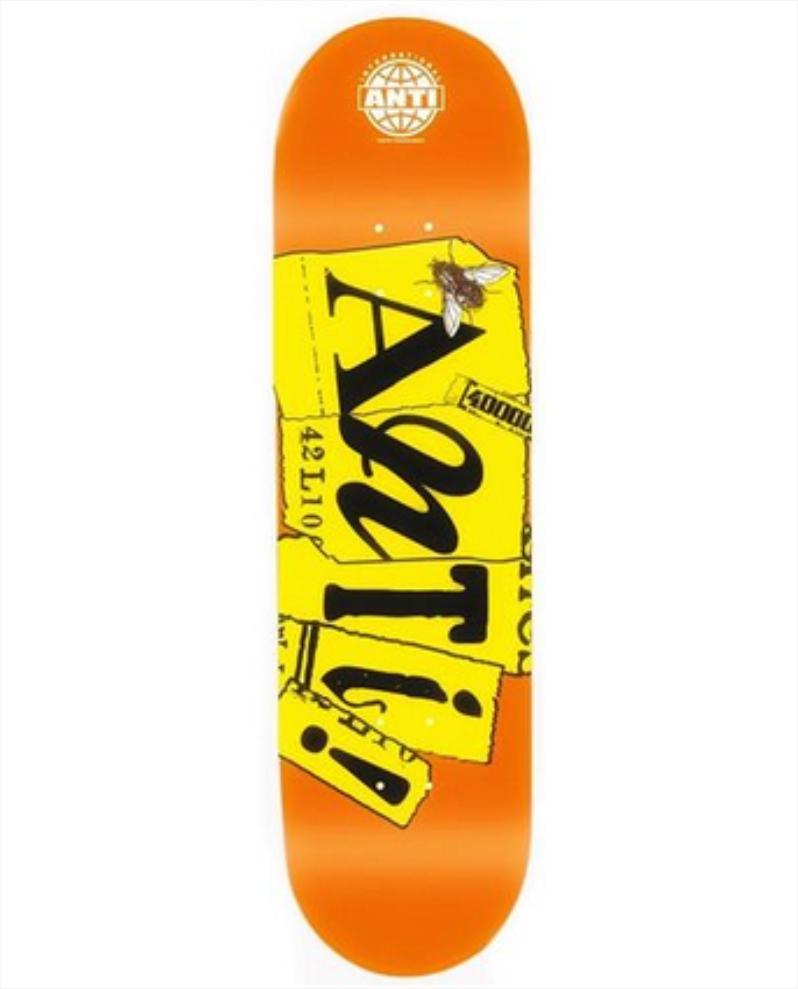 "Shape Anti Action - Logo Mosquito 8.12""  - No Comply Skate Shop"