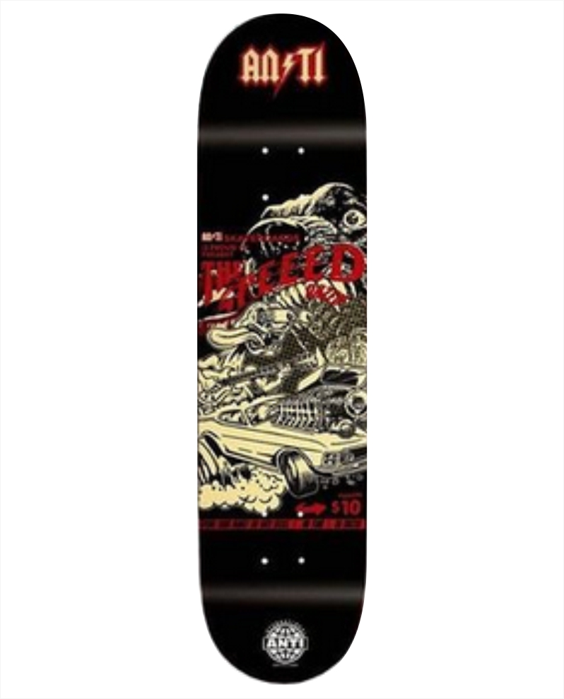 Shape Anti Action - Speed Dazed  - No Comply Skate Shop