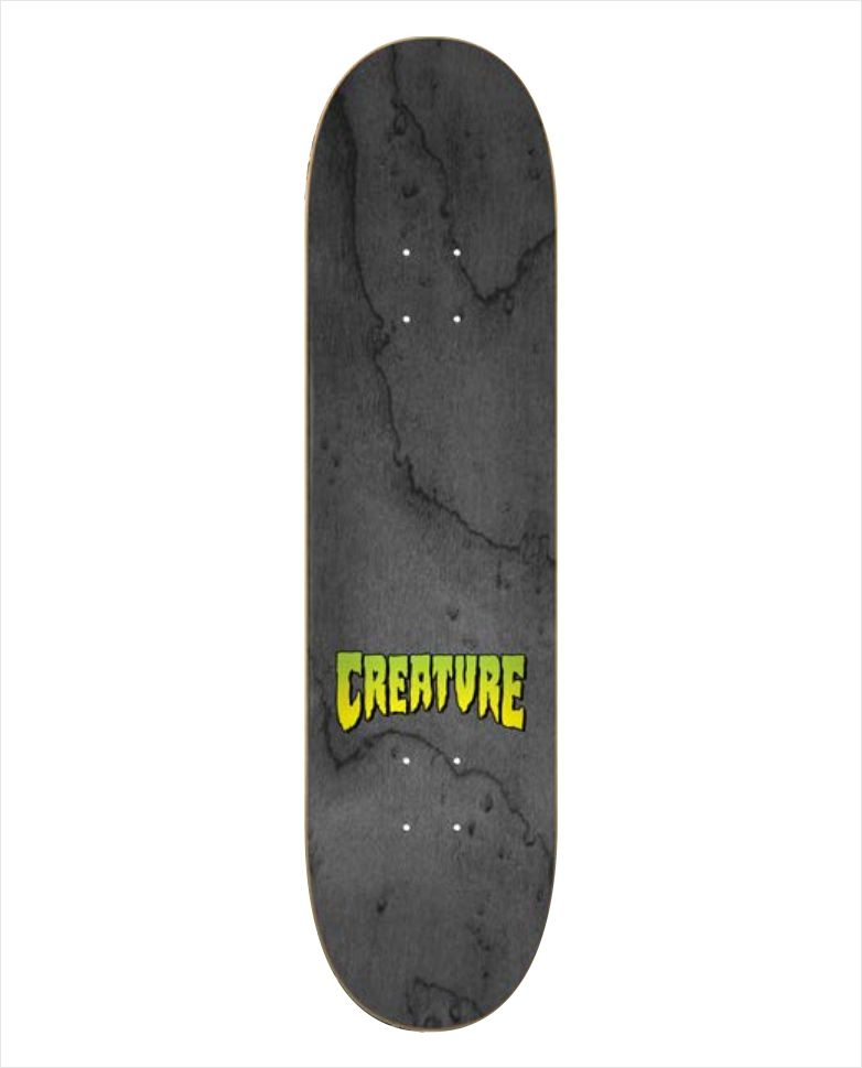 "Shape Creature - Maple Stained Blue 8.1""  - No Comply Skate Shop"
