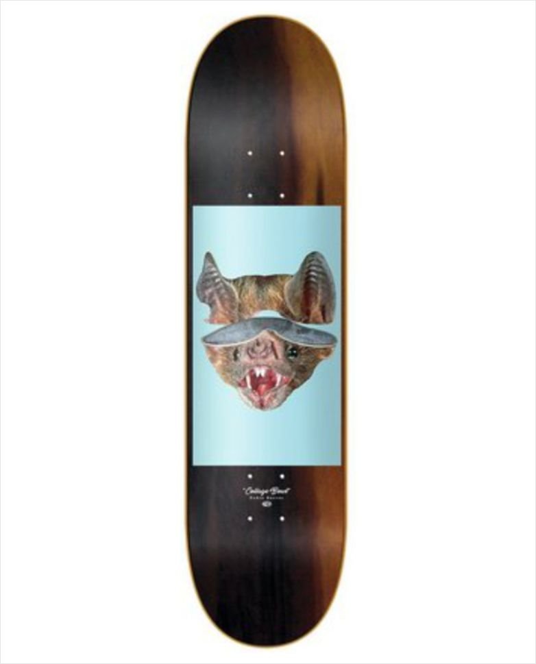 "Shape Dropdead - NK2 Heat Transfer Collage Bowl Pedro Barros 8""  - No Comply Skate Shop"