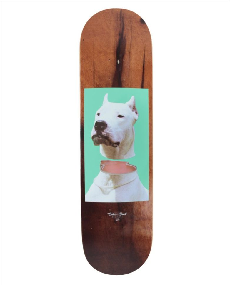 "Shape Dropdead - NK2 Heat Transfer Collage Bowl Vi Kakinho 8.37""  - No Comply Skate Shop"