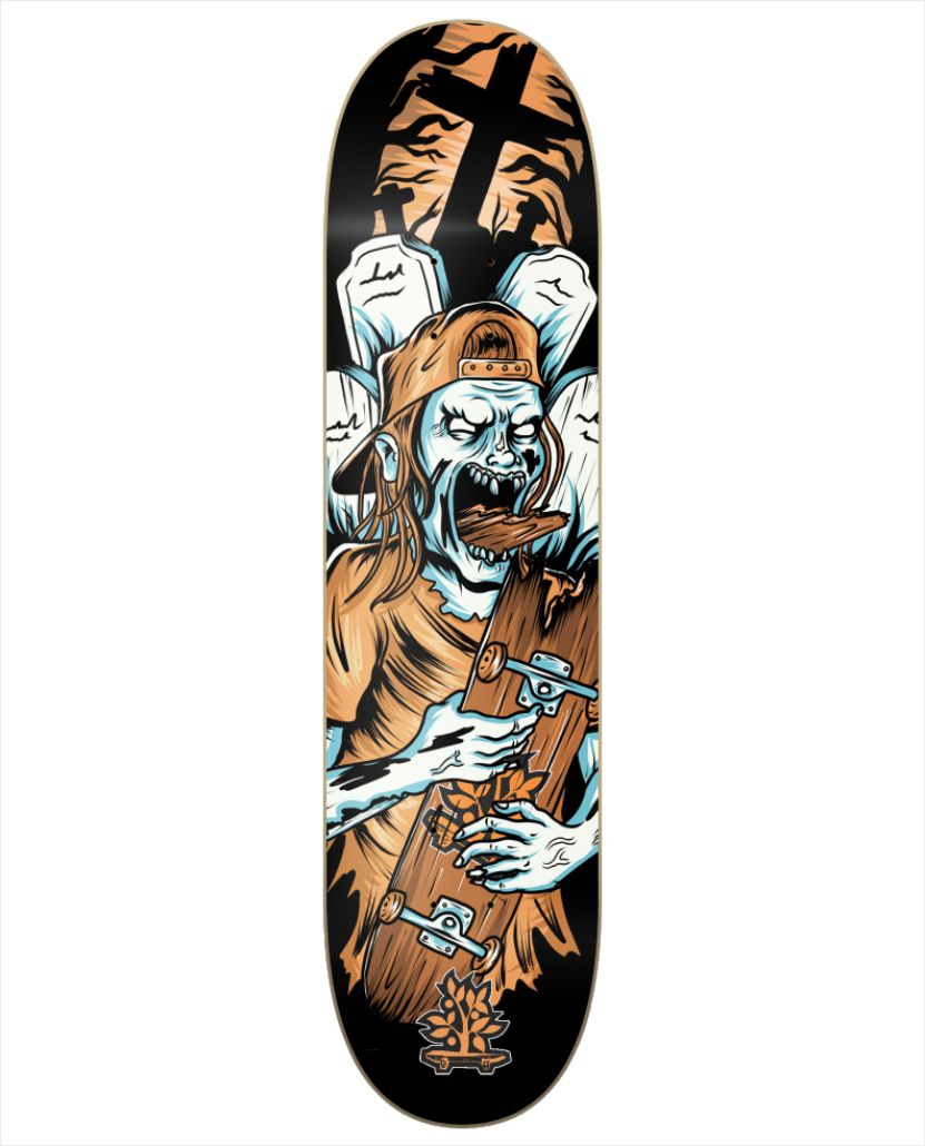 Shape Wood Light - Fiber Glass Freak Show I  - No Comply Skate Shop