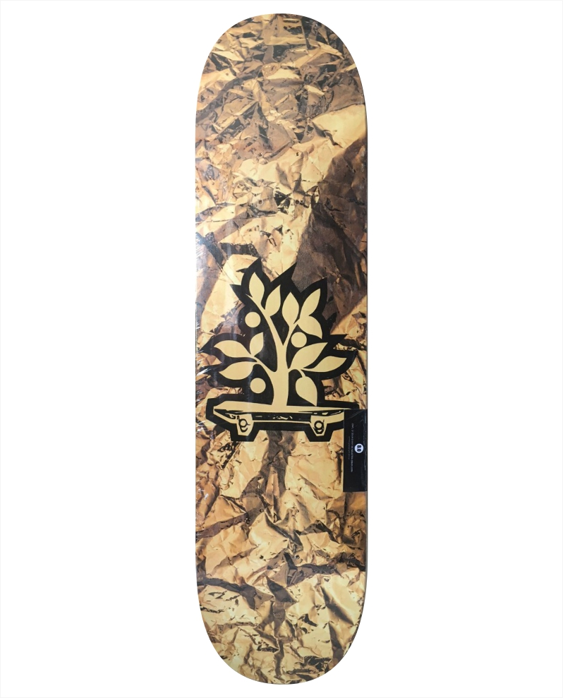 "Shape Wood Light - Fiber Glass Kraft 8.0""  - No Comply Skate Shop"