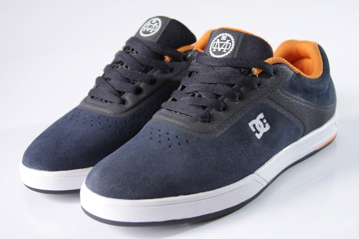 Tênis DC Shoes - Mike Mo Capaldi S Blue/Grey  - No Comply Skate Shop