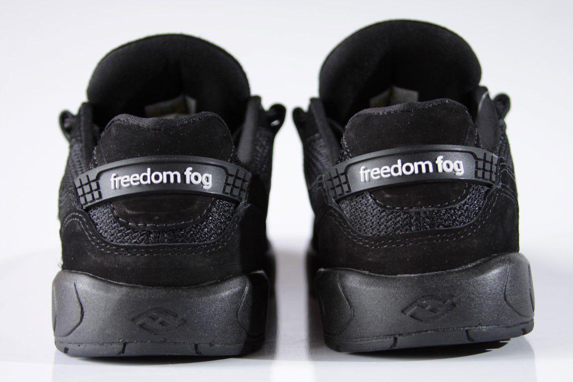 Tênis Freedom Fog - Destroyer Pro Black  - No Comply Skate Shop