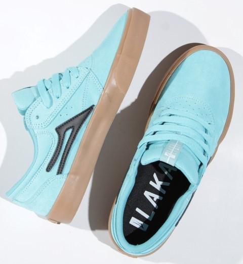 Tênis Lakai - Griffin SD Cian Blue  - No Comply Skate Shop