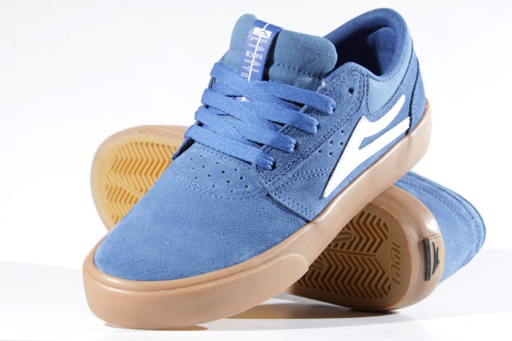Tênis Lakai - Griffin SD Midnight Blue/Gum  - No Comply Skate Shop