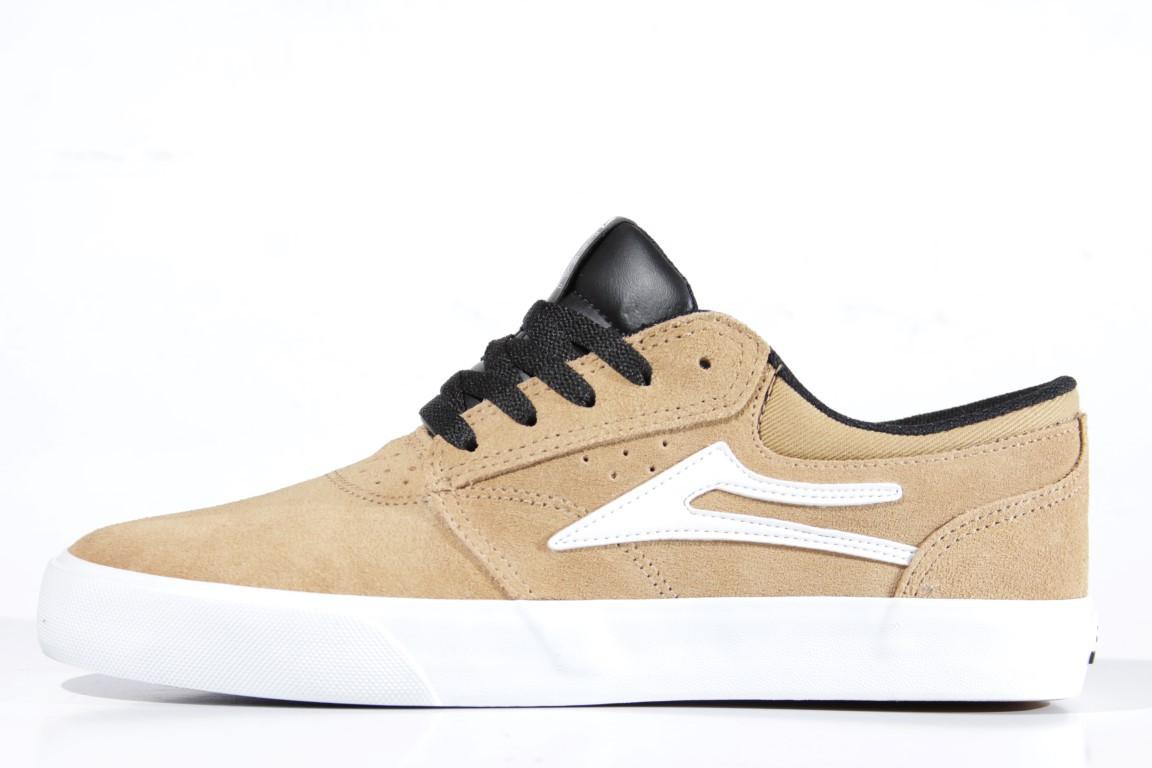 Tênis Lakai - Griffin SD Tobacco/White  - No Comply Skate Shop